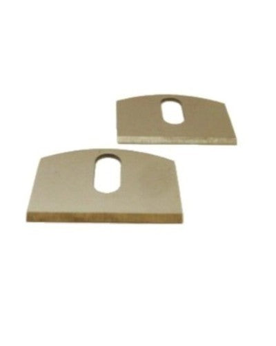 ZONA 37-323  Spoke Shave Replacement Blades (2)