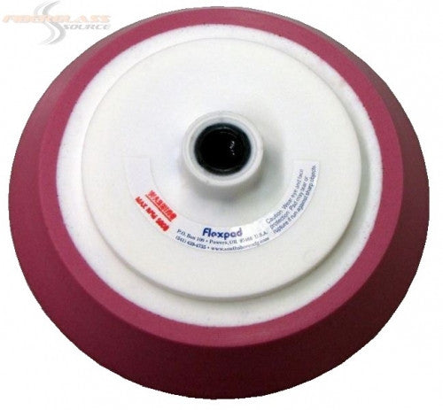 FlexPad Sanding Pad 8 inch Xtra Hard Density- Purple