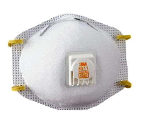 Face Mask - 3M 8511-Box/10 QTY
