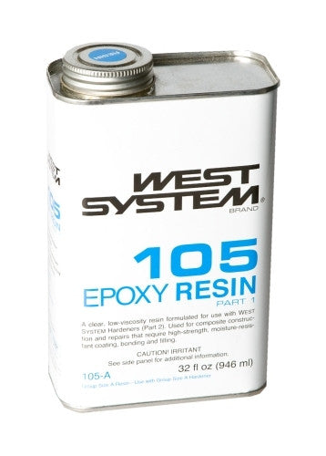 105-A Epoxy Resin - 1 Quart