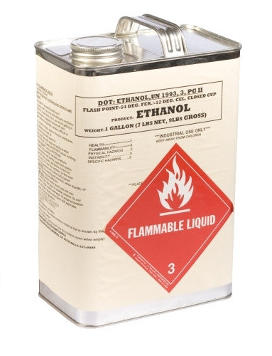 Ethanol (Denatured Alcohol) -1Gallon