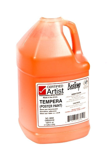 BesTemp - Orange - 1 Gallon