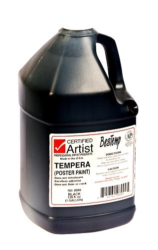 BesTemp - Black - 1 Gallon