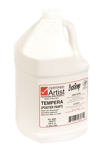 BesTemp - White - 1 Gallon