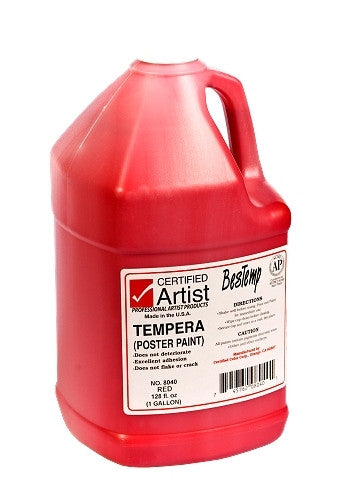 BesTemp - Red - 1 Gallon