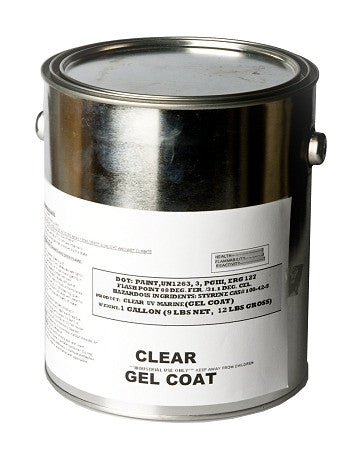 HK Clear Gel Coat -1 Gallon