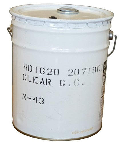 HK  Clear Gel Coat -5 Gallon