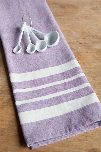 EGGPLANT Kitchen Towel
