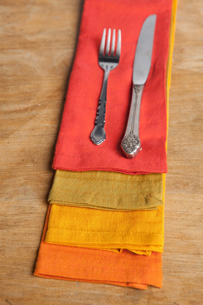 HARVEST Napkin (set of 4)