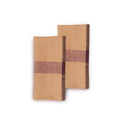 GOLDEN RAISIN Napkin (set of 2)