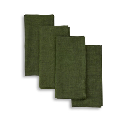 ASPARAGUS Napkin (set of 4)