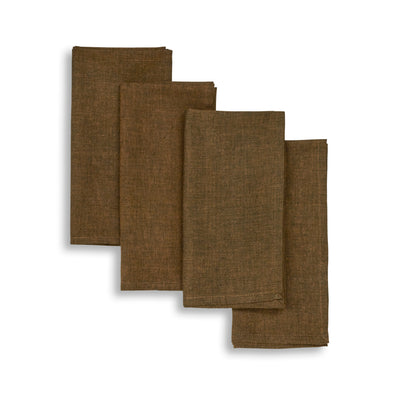 GILT Napkin (set of 4)