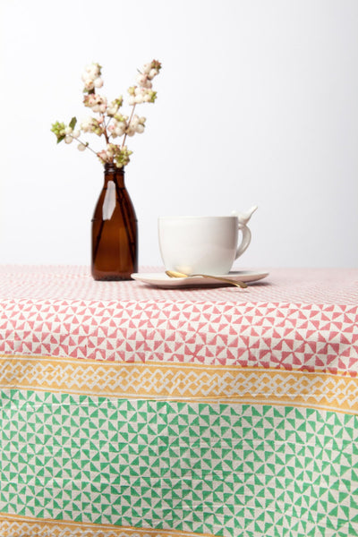 PINWHEEL (Sunrise) Table Cloth