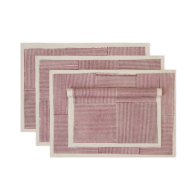CARMINE placemat (set of 4)