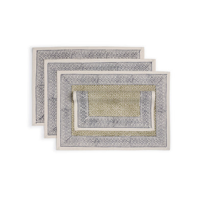 FRAGRANT MEADOW placemat (set of 4)