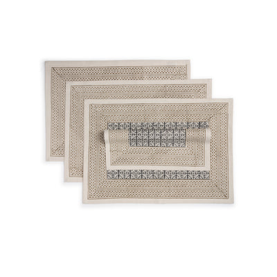 HAZELNUT Placemat (set of 4)