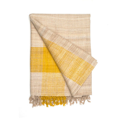 HALDI BORDER Throw