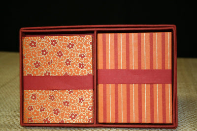 CAYENNE Boxed Notecards with Envelopes (set of 16)