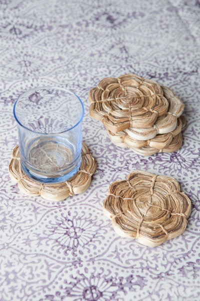 CARDAMOM Coaster (set of 4)