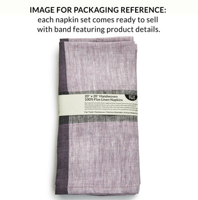 WILD RICE Napkin (set of 2)