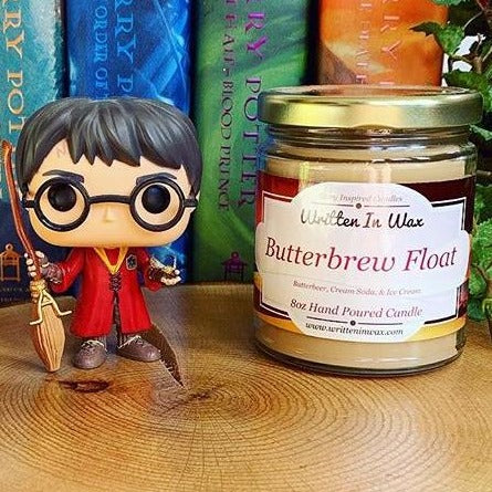 Butterbrew Float Candle