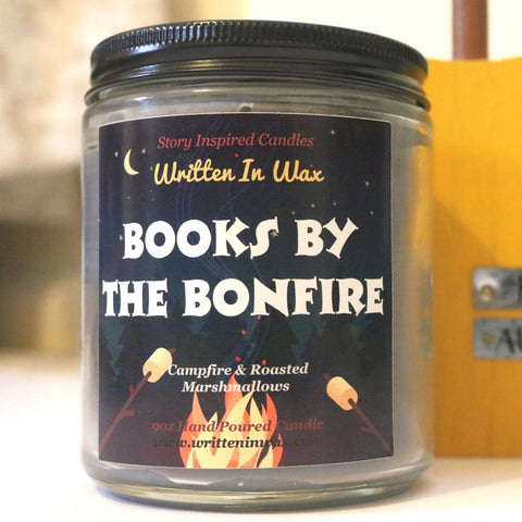 Books by the Bonfire Candle