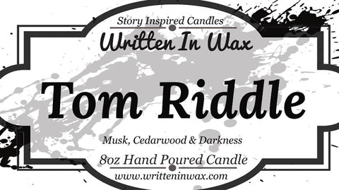 Tom Riddle Candle