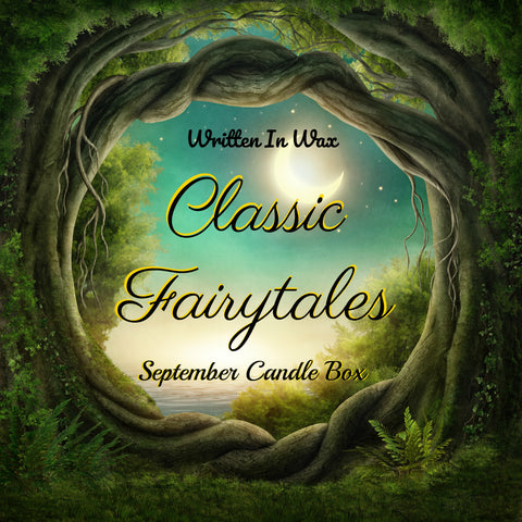 September Box- Classic Fairytales