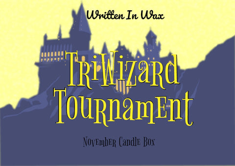 November Box - Triwizard Tournament