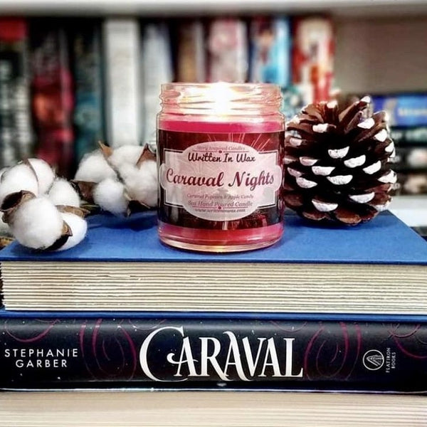 Caraval Nights Candle