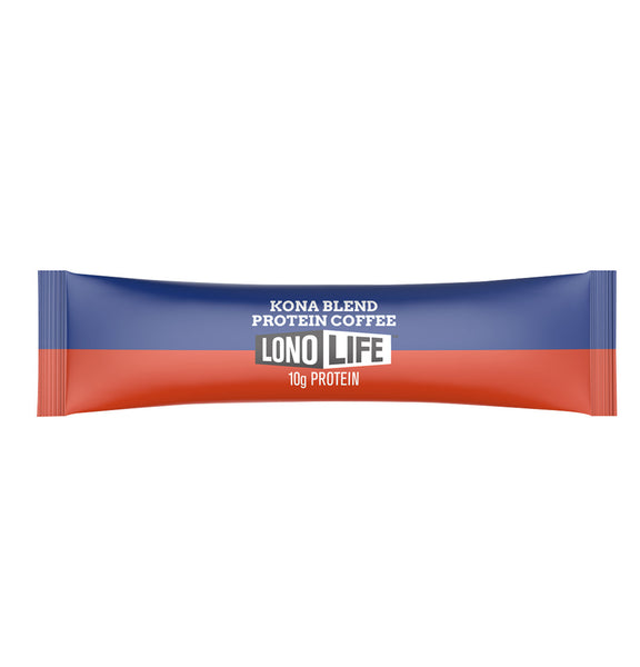 Protein Coffee Stick Packs