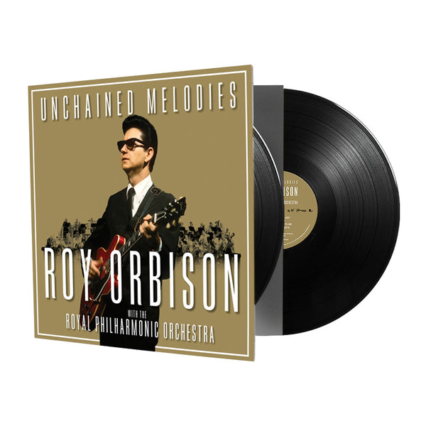 Unchained Melodies: Roy Orbison With The Royal Philharmonic Orchestra - 2LP