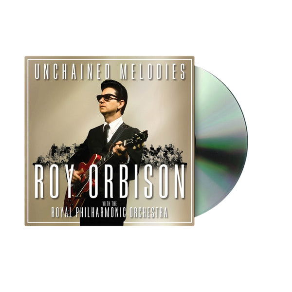 Unchained Melodies: Roy Orbison With The Royal Philharmonic Orchestra - CD