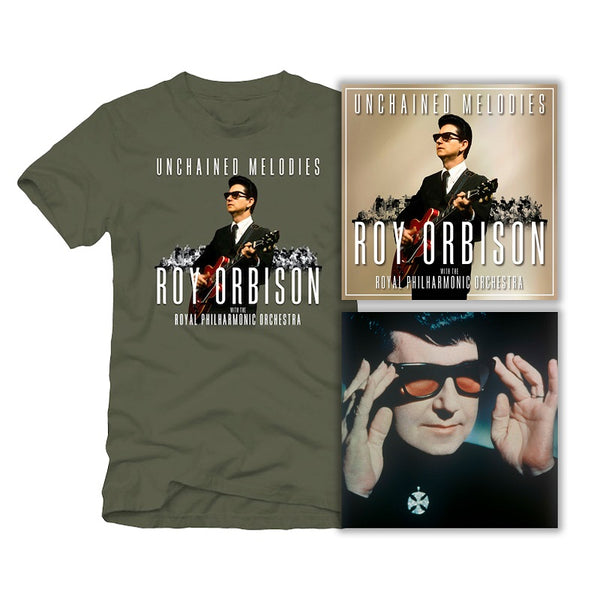 2LP + T-Shirt + Numbered Limited Edition 12
