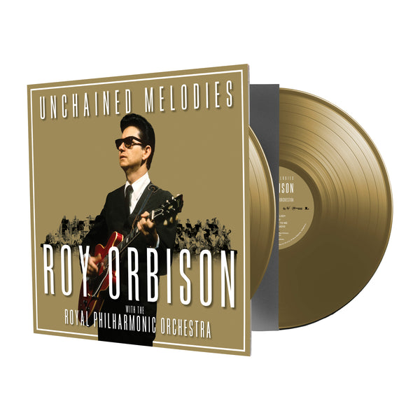 Unchained Melodies: Roy Orbison With The Royal Philharmonic Orchestra - Exclusive Limited Gold 2LP