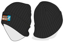 Team Ribbed Beanie