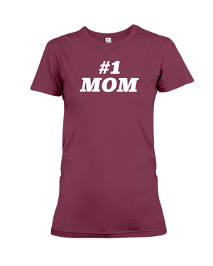 Number One Mom T-Shirt | Mother's Day Shirt