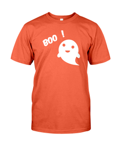 Boo Men's T-Shirt | Halloween Shirt