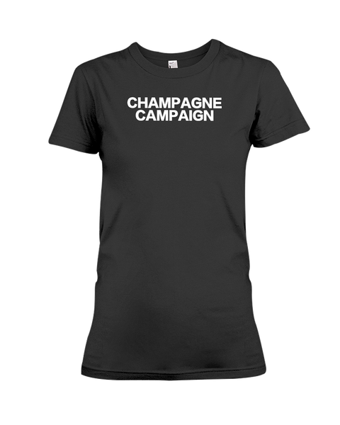 Champagne Campaign Women's T-Shirt