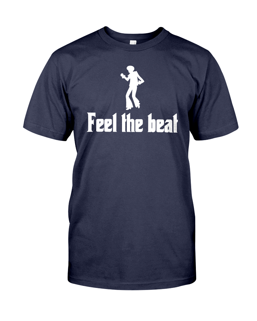 Feel The Beat Men's T-Shirt
