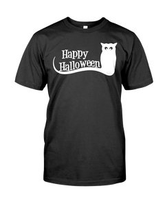 Happy Halloween Owl T-Shirt - Feels 22