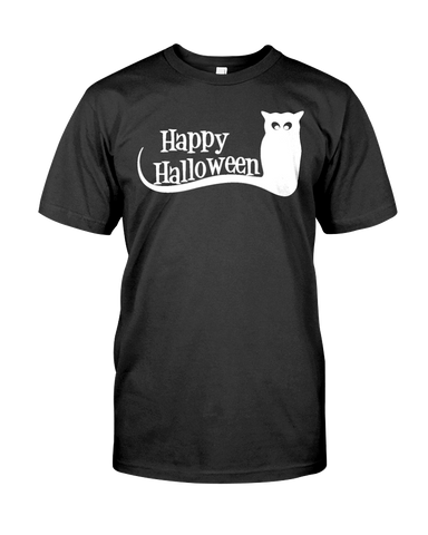 Happy Halloween Owl T-Shirt