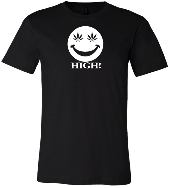 High Emoji T-Shirt