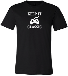 Keep It Classic T-Shirt - Feels 22