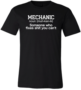Mechanic T-Shirt - Feels 22