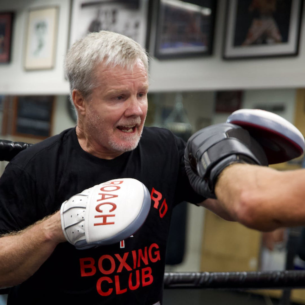 Boxing Coach Freddie Roach on Hand Conditioning
