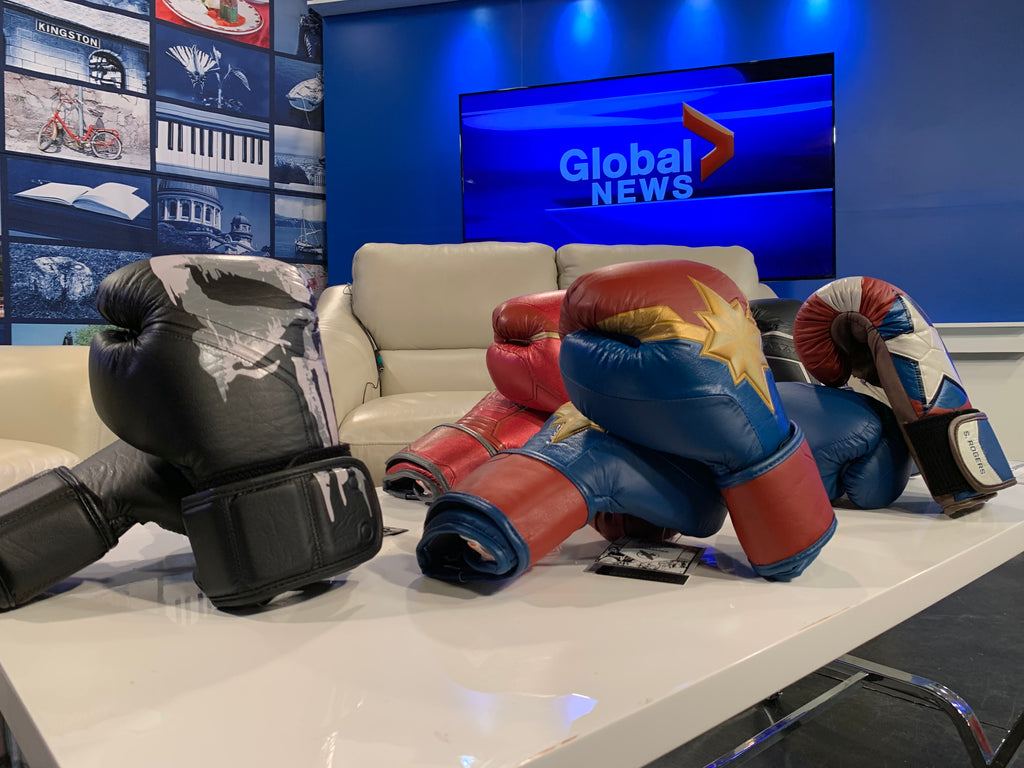 Hayabusa Collaboration with Marvel Featured on Global Kingston