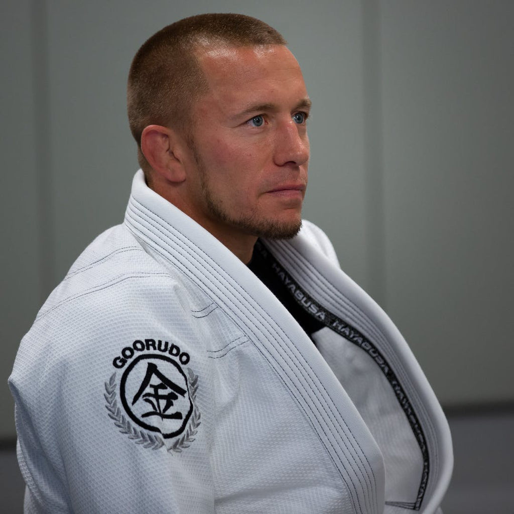 Building Elite Confidence the Georges St-Pierre Way
