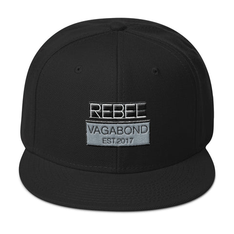 rebel Snapback Hat-vagabond clothing company-vagabond clothing company