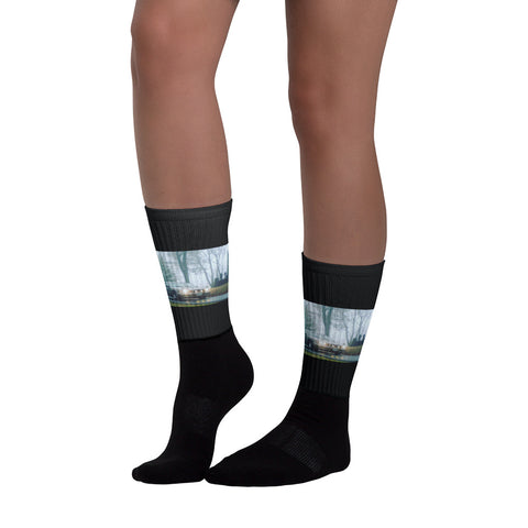Grey Ghost Socks-vagabond clothing company-vagabond clothing company